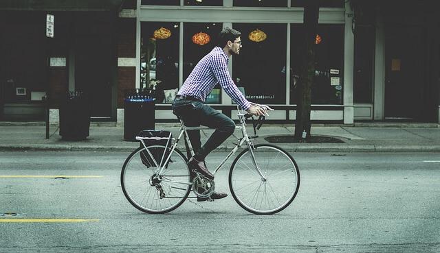 Fahrradfahren Vorteile